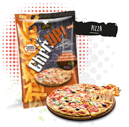 ChrrUP PIZZA 120g